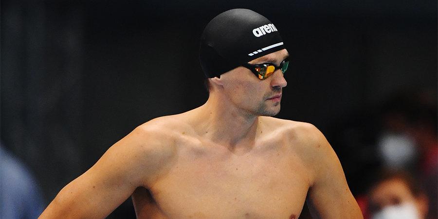 Макаров — бронзовый призер Паралимпиады на 100 метров баттерфляем