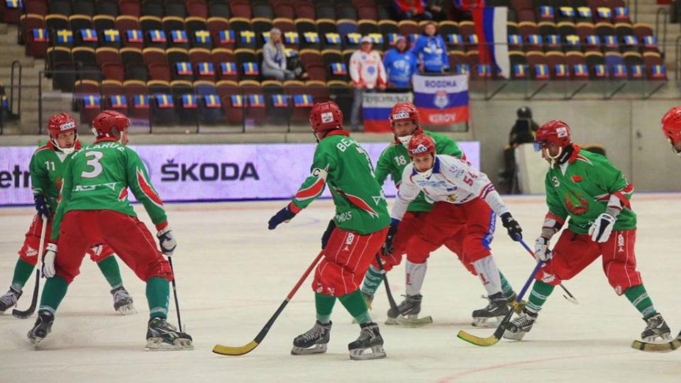 Сборная России разгромила белорусов и вышла в полуфинал чемпионата мира