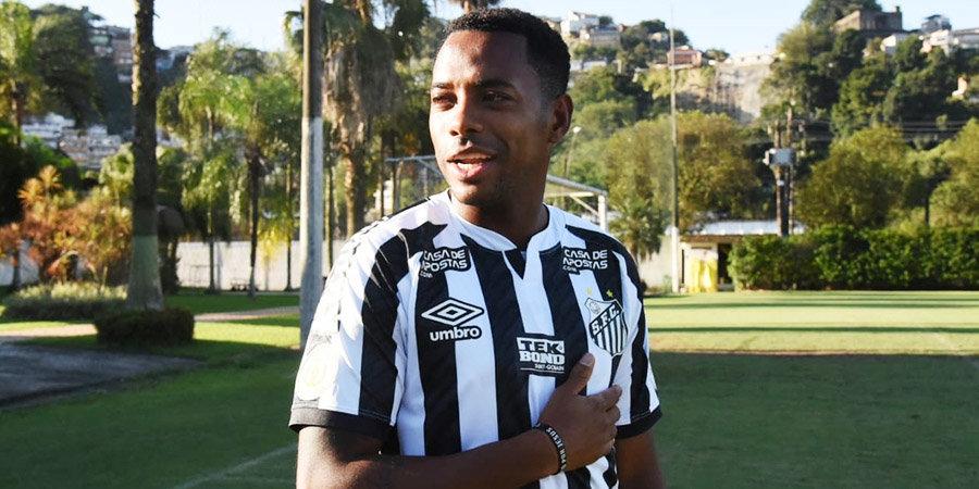 Робиньо вернулся в «Сантос» на нищенскую зарплату, чтобы спасти клуб. Но сделал только хуже