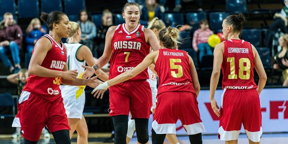 «Хочется еще, еще, еще». Как женская сборная России вышла на Евробаскет