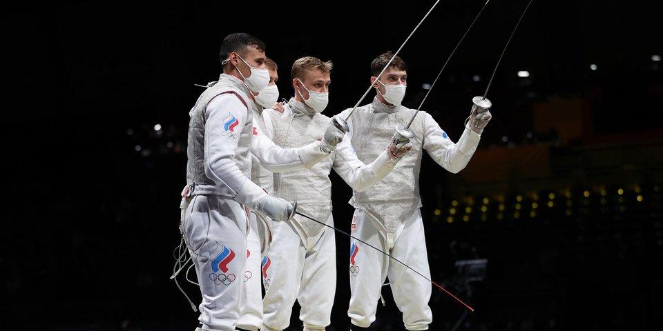 Фехтовальщики отреагировали на высказывания француженки в адрес россиянок