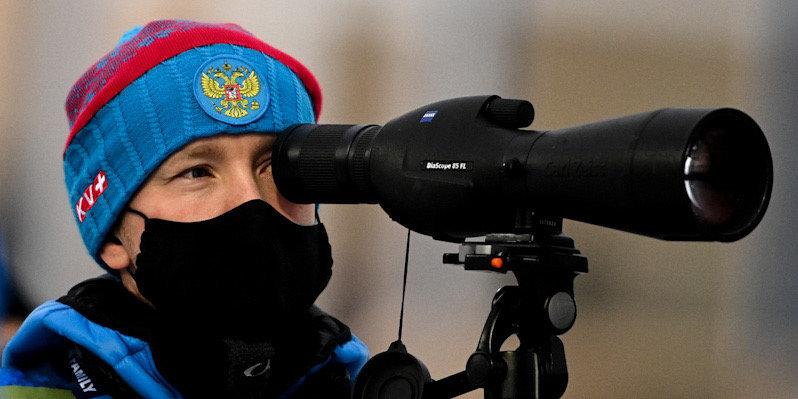 Алексей Волков: «Ветер за один рубеж в спринте мог меняться два или три раза»