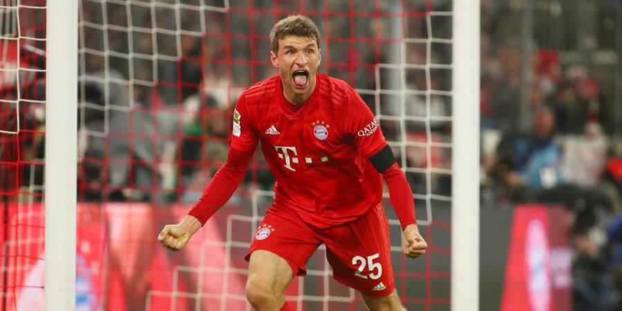 «Бавария» опять выиграет бундеслигу. Как мюнхенцам удалось так быстро прийти в себя?