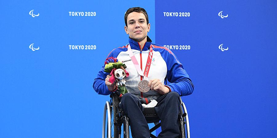 Паралимпиец Жданов и его тренер победили в номинации «Преодоление» премии «Возвращение в жизнь»