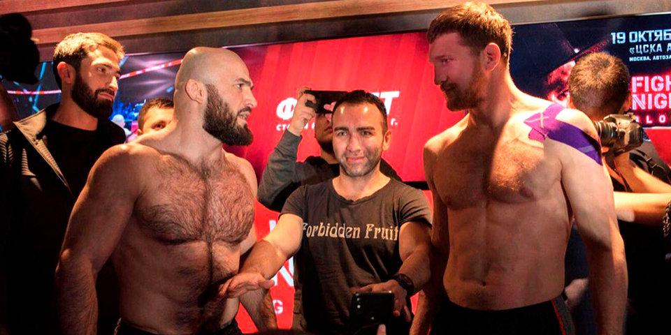 Магомед Исмаилов: «Вряд ли буду драться в Fight Nights, они проявили неуважение ко мне»