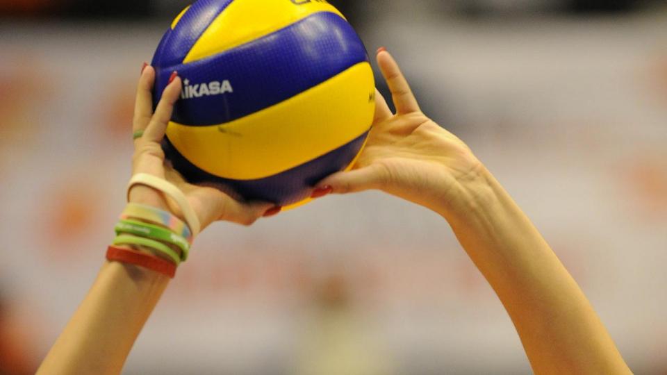 Волейболистки «Динамо» одержали первую победу в Лиге чемпионов