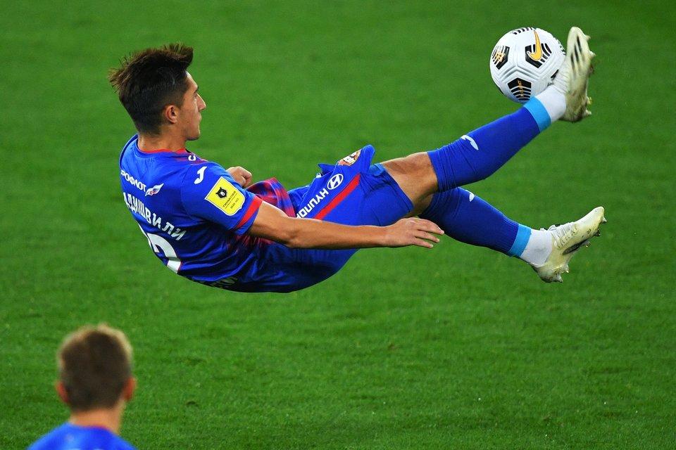 Константин Марадишвили – о матче с «Фейенордом»: «Могли выиграть, но не использовали свои моменты»
