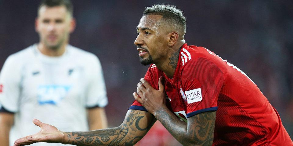 «Бавария» отказалсь продавать «ПСЖ» Боатенга за 40 миллионов