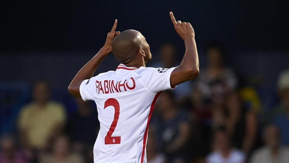 «Атлетико» приобретет Фабинью у «Монако» за 45 миллионов