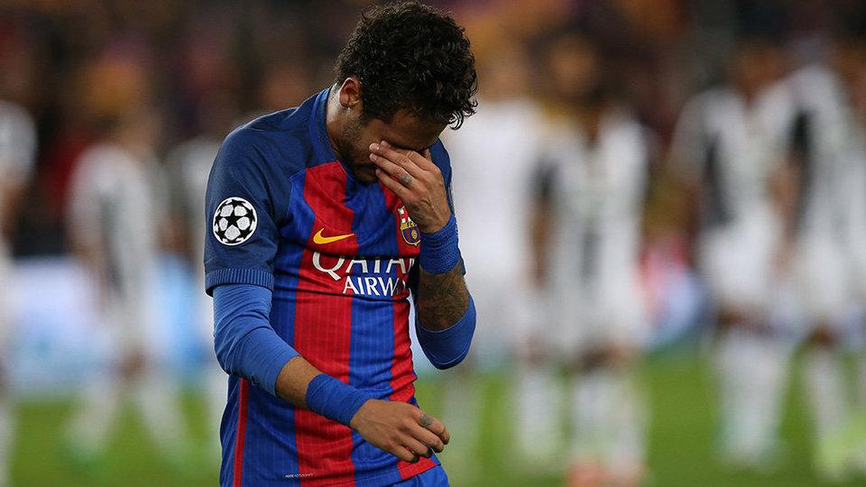 Неймар – футболистам «Барселоны»: «Примете меня, если вернусь?»