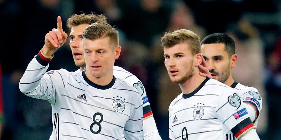 Сборная Германии проведет товарищеские матчи с Испанией и Италией в марте 2020 года