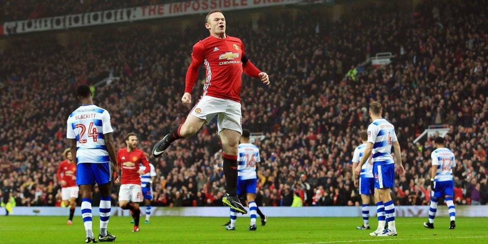 «Манчестер Юнайтед» побеждает восьмой раз подряд