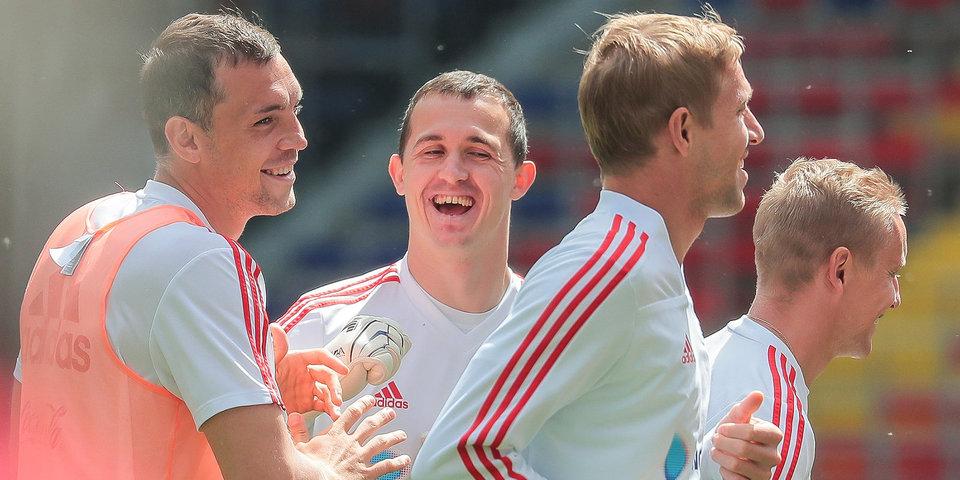 Андрей Лунев: «Из сборной уезжало 23 брата»