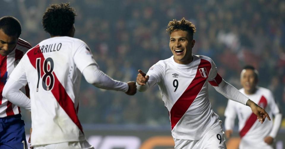 Капитаны соперников сборной Перу наЧМ попросили ФИФА отменить дисквалификацию капитана Герреро