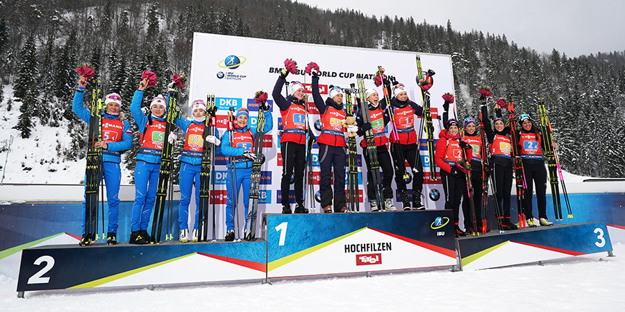 Норвежки не позволили сборной России взять золото в эстафете, соперниц на финише разделили 8 секунд