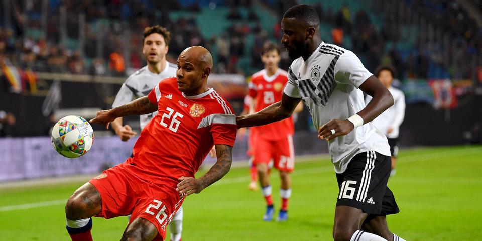 Ари: «В сборной России прекрасная атмосфера, очень позитивный коллектив!»