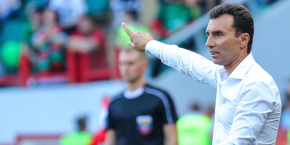 Александр Григорян: «Я уже не главный тренер «Анжи»