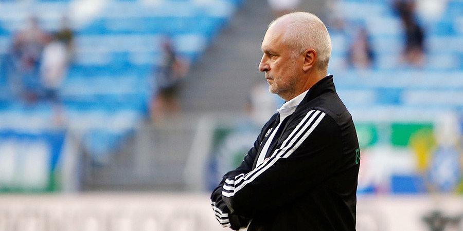 Шалимов — новый главный тренер «Урала»
