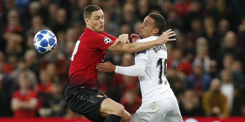 «Валенсия» Черышева не проиграла на «Олд Траффорд», Дибала забил три гола в Турине