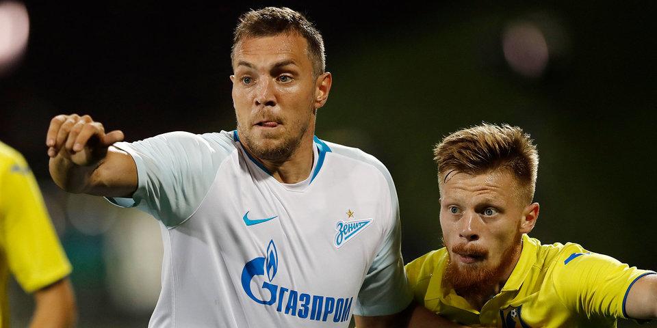 «Зенит» во втором тайме показал футбол, достойный лидера РПЛ». Генич – про 5:0 с «Ростовом»