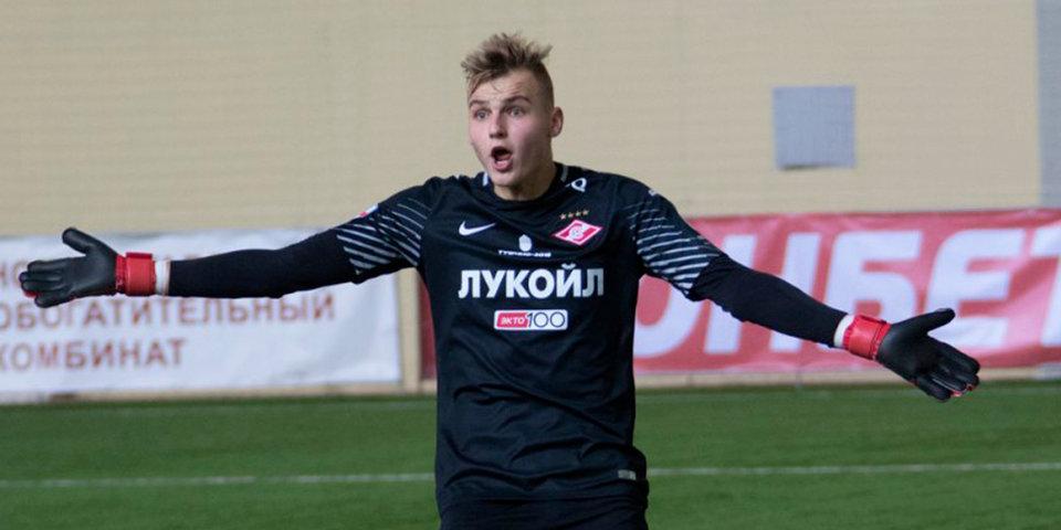 Александр Максименко: «Мне показалось, что в моменте с пенальти мяч попал защитнику в туловище»