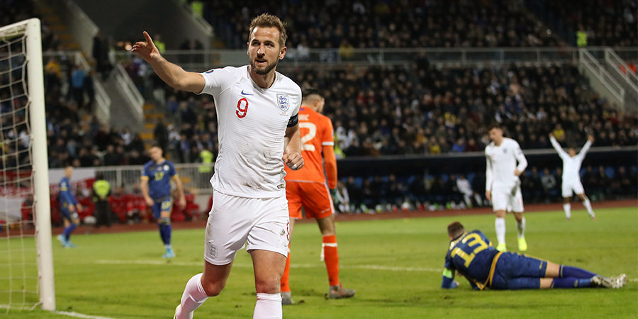 Англия разгромила Косово, Болгария победила Чехию в отборе на Евро-2020