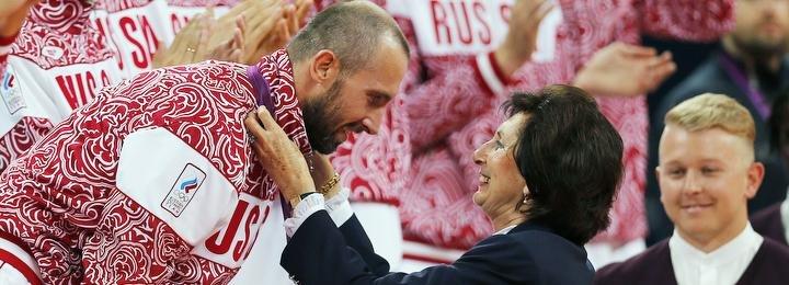 Спортсмен, который понесет флаг России на открытии Олимпиады-2016