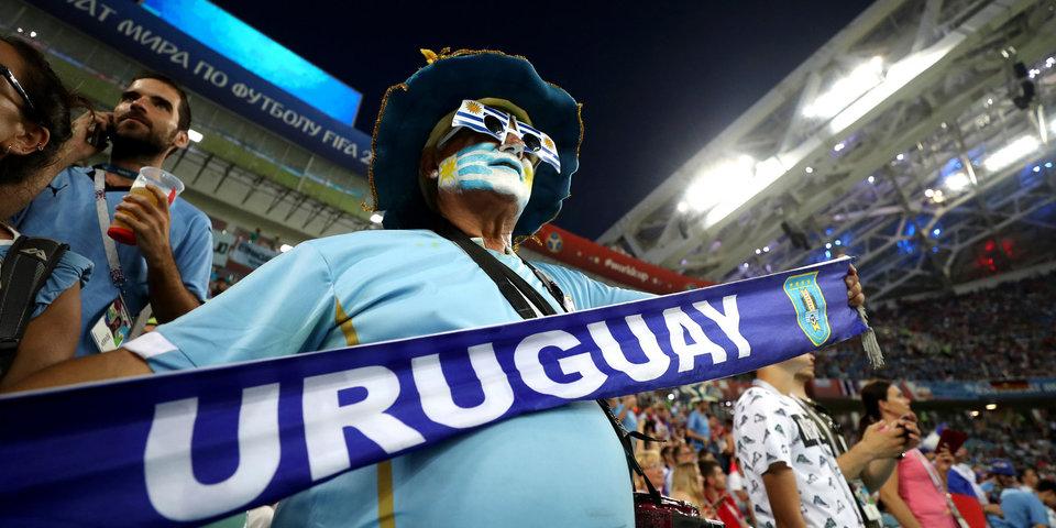 На матче Уругвай – Португалия повторен рекорд посещаемости стадиона «Фишт»