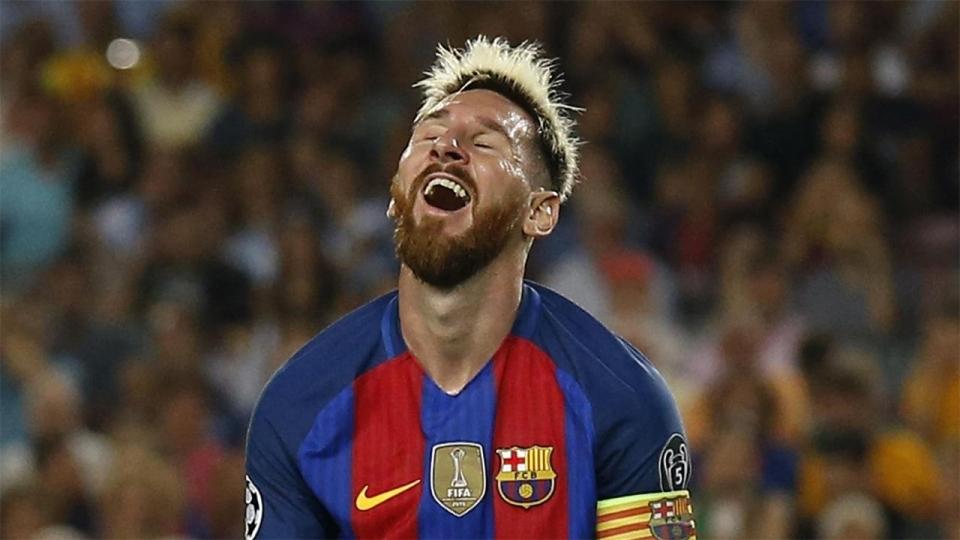 «Барселона» обыграла «Лас-Пальмас», Месси установил новый рекорд