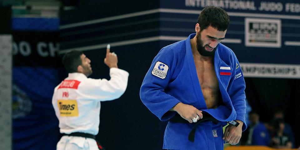 Иранский барьер. Олимпийский чемпион из России по-прежнему без золота ЧМ