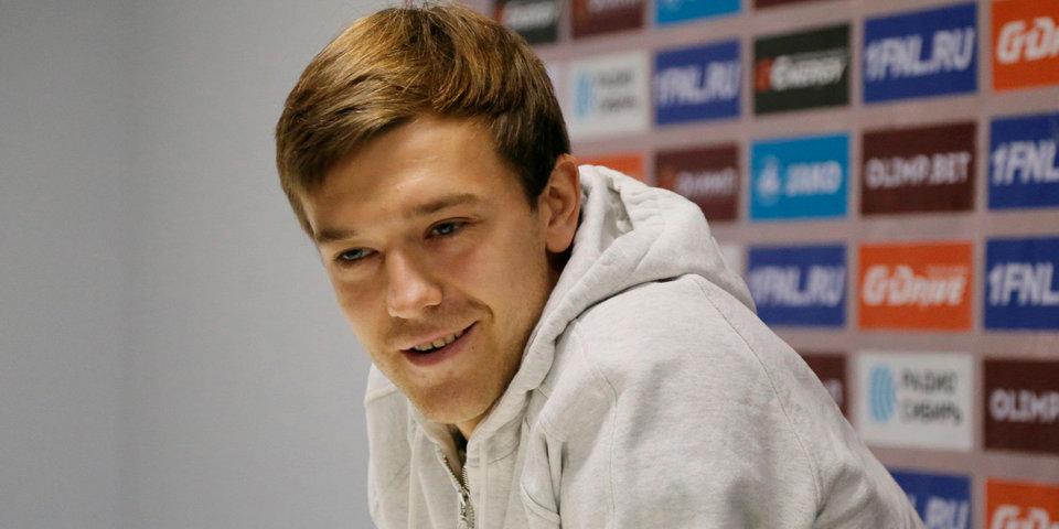Ян Казаев: «Игнашевич добавил «Балтике» конкретики, стали играть попроще»