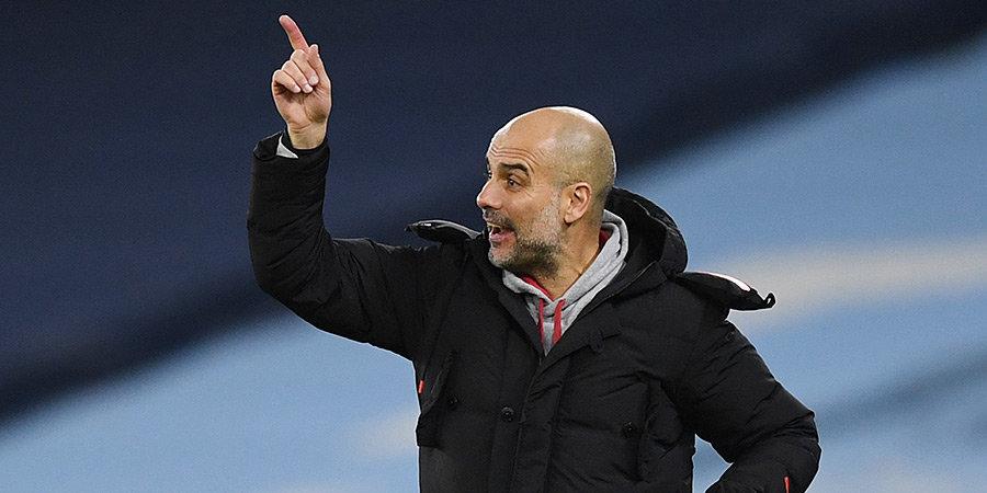 Хосеп Гвардиола: «Следующим шагом после «Манчестер Сити» будет работа в сборной»