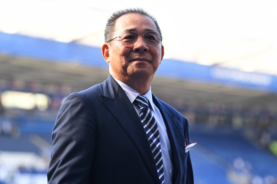 «Лестер» официально объявил о гибели владельца клуба