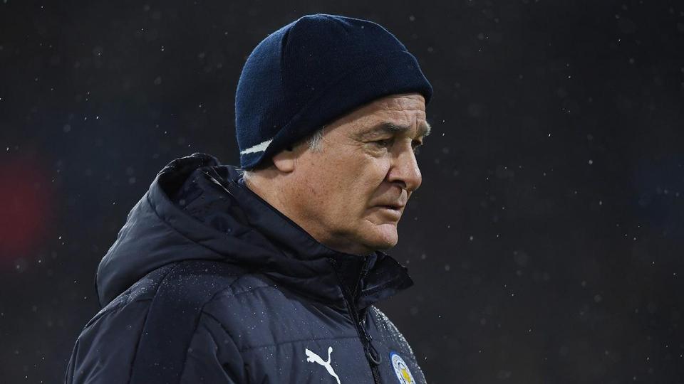 Раньери покинул пост главного тренера «Лестера»