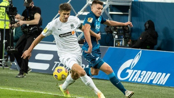 ЭСК РФС: «Судья ошибочно не назначил пенальти в ворота «Краснодара» в матче с «Зенитом»