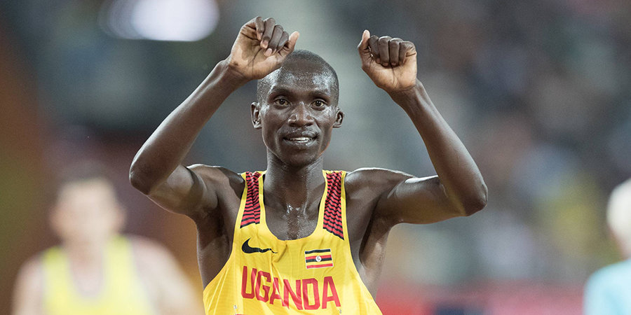 Угандийский бегун установил мировой рекорд на дистанции 10 км