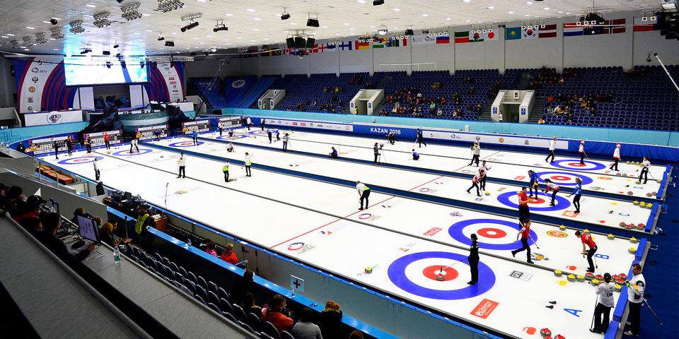 Сборная России обыграла Нидерланды на чемпионате Европы по керлингу