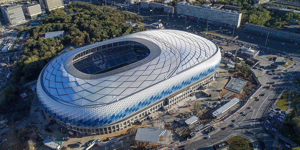 «ВТБ Арена» рассчитывает побороться за право принимать финалы футбольных еврокубков