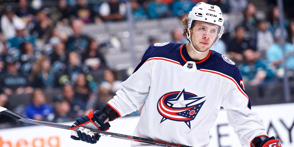 Панарин провел встречи с представителями двух клубов НХЛ