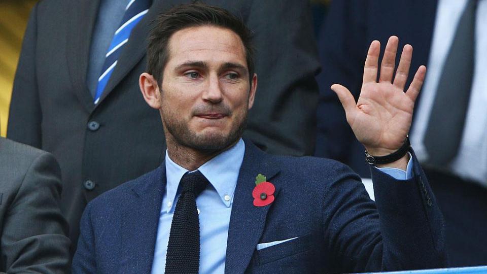 «Челси» объявил о назначении Лэмпарда на пост главного тренера