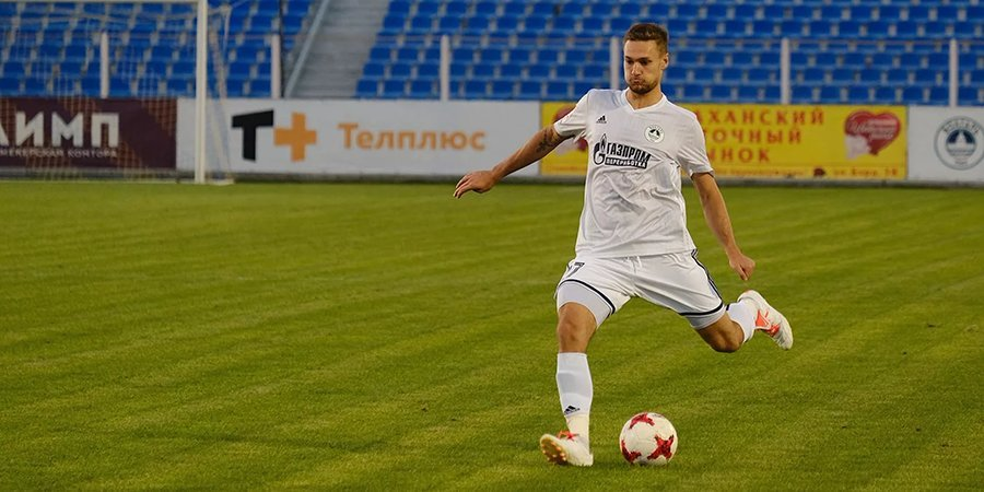 Защитник «Волгаря» близок к переходу в «Уфу»