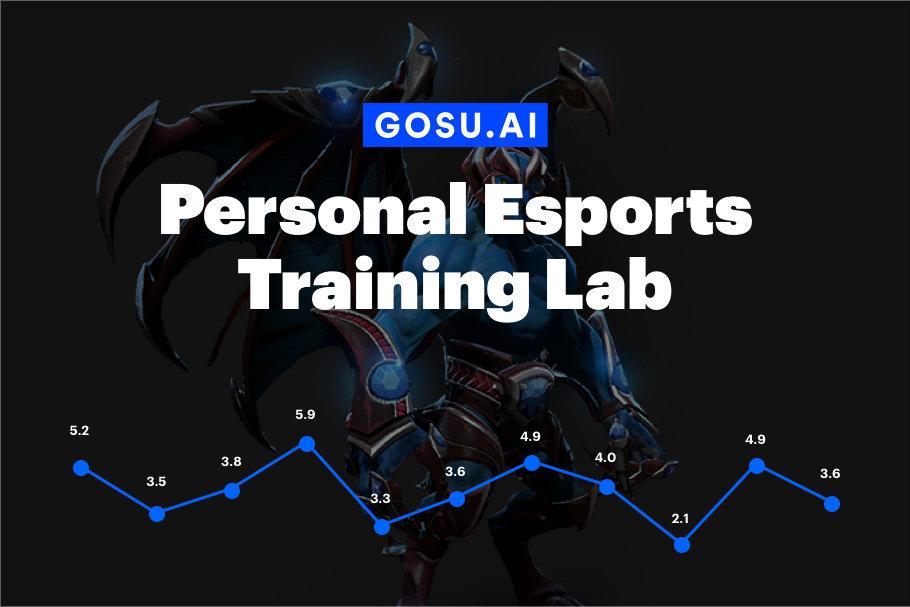 DOTA 2: Команда разработчиков выпустила бота GOSU.AI, который собирает статистику и составляет план тренировок