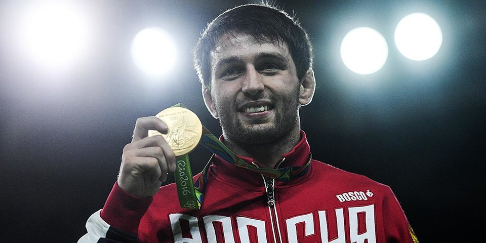 «Соперники проигрывают, потому что у них нет такой семьи, как у меня». Последнее золото России в Рио