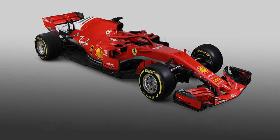 «Красная машина». «Феррари» презентовала SF71H