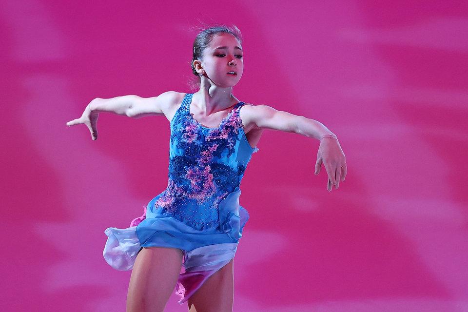 Мария Бутырская: «Валиева на этапе в Москве может рисковать, не боясь потерять какое-то место»