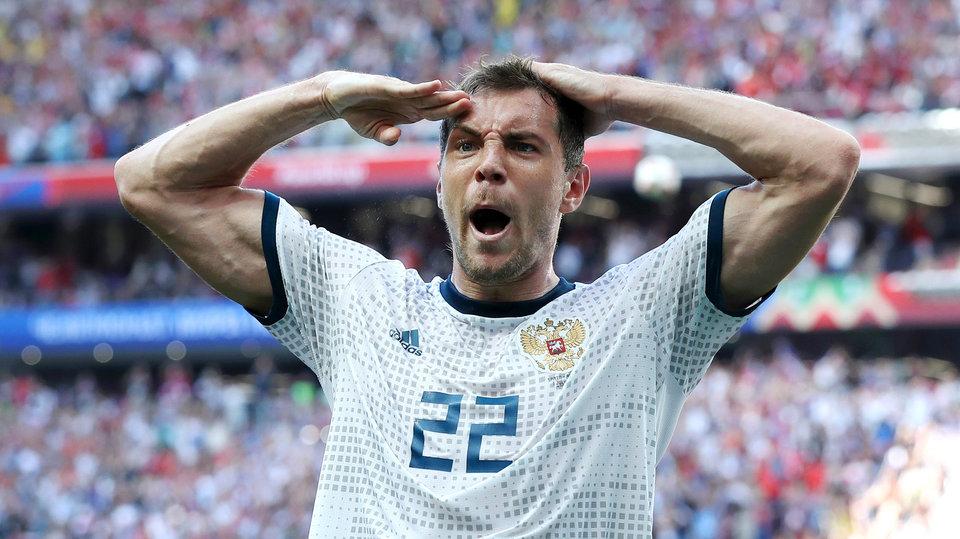 «Снова взяли и обыграли испашек». Дзюба поздравил ЦСКА с победой над «Реалом»