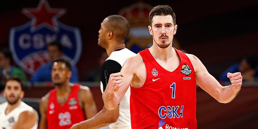 Защитник ЦСКА Де Коло может вернуться в НБА