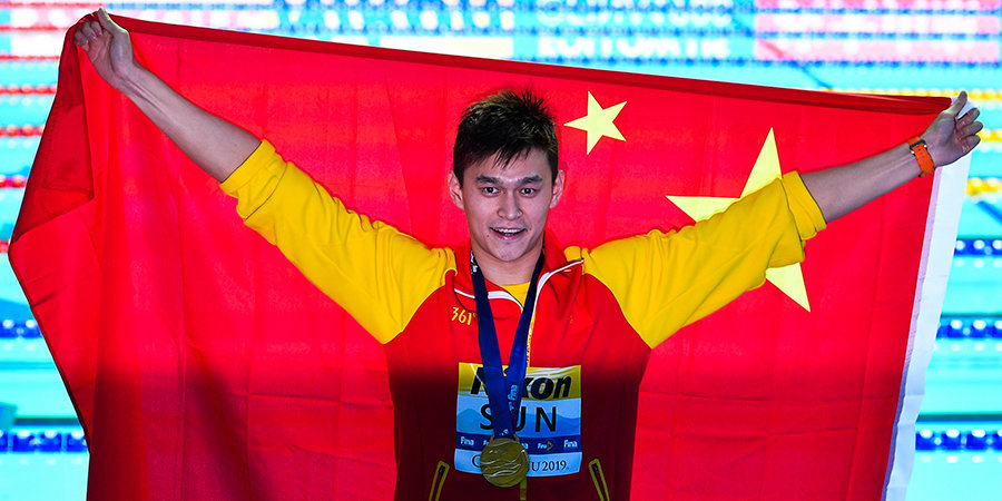 Китай продолжает подготовку к Олимпиаде, несмотря на пандемию. На сборы вызвали даже дисквалифицированного олимпийского чемпиона