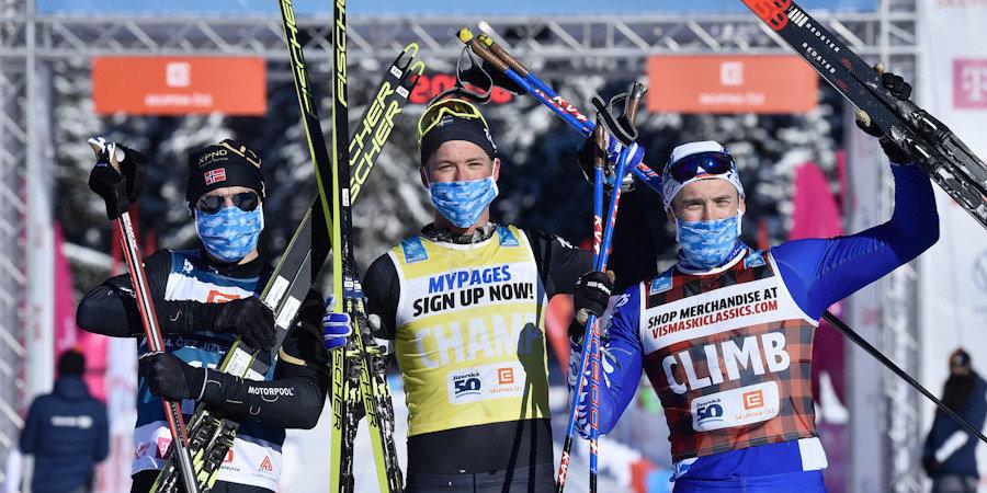 Вокуев завоевал бронзу в марафоне на 90 километров, Вылегжанин — 8-й