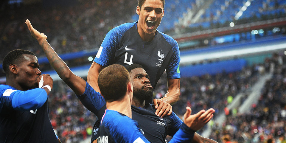 Юмтити, Азар, Варан и Мбаппе подняли рейтинги в FIFA 18
